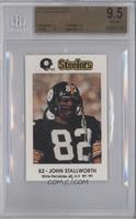John Stallworth [BGS9.5]