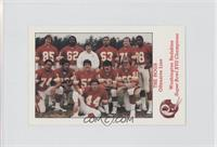 The Hogs (John Riggins, George Starke, Mark May, Jeff Bostic, Russ Grimm, Joe J…