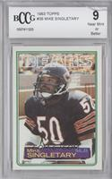 Mike Singletary [ENCASED]