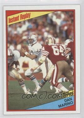 1984 Topps #124 - Dan Marino