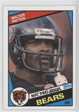1984 Topps #228 - Walter Payton