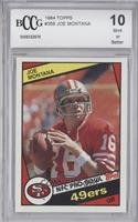 Joe Montana [ENCASED]