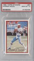 Warren Moon [PSA 10]