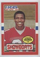 Leonard Coleman