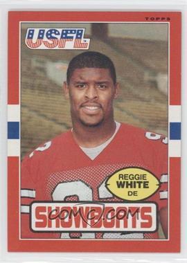 1985 Topps USFL #75 - Reggie White
