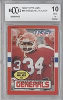 Herschel Walker [ENCASED]
