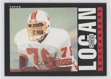 1985 Topps #173 - David Logan