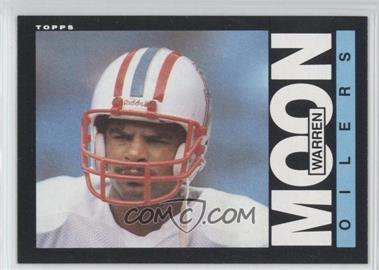 1985 Topps #251 - Warren Moon