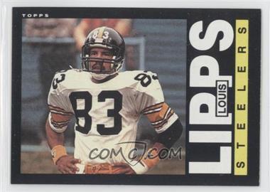 1985 Topps #358 - Louis Lipps