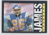 Lionel James