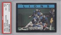 Detroit Lions [PSA8]