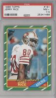 Jerry Rice [PSA 7.5]