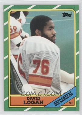 1986 Topps - [Base] #381 - David Logan