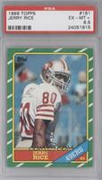 Jerry Rice [PSA 6.5]