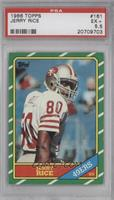 Jerry Rice [PSA 5.5]