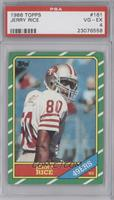 Jerry Rice [PSA 4]