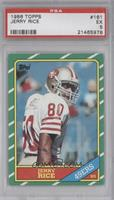 Jerry Rice [PSA 5]