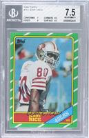 Jerry Rice [BGS 7.5]