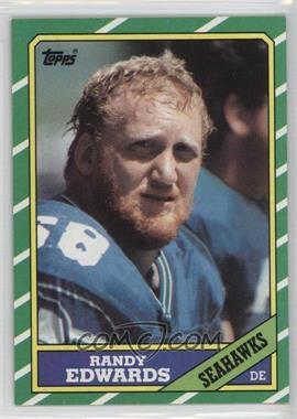 1986 Topps #209 - Randy Edwards