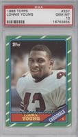 Lonnie Young [PSA10]