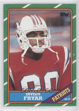 1986 Topps #34 - Irving Fryar