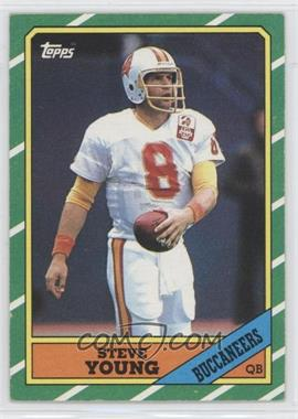 1986 Topps #374 - Steve Young