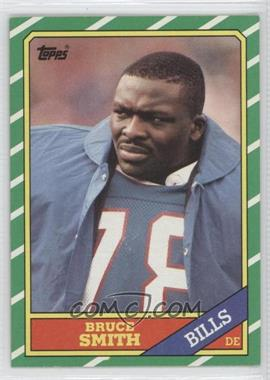1986 Topps #389 - Bruce Smith