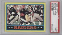 Oakland Raiders Team [PSA 9]