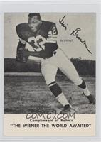 Jim Brown (1962 Kahn's)