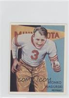 Bronko Nagurski 1935 National Chicle