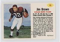 Jim Brown (1962 Post)