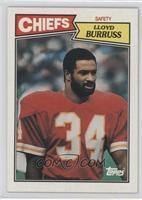 Lloyd Burruss