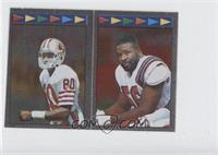 Andre Tippett, Jerry Rice