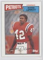 Ronnie Lippett