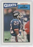 Lee Rouson
