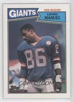 Lionel Manuel