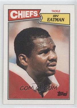 1987 Topps #166 - Irv Eatman