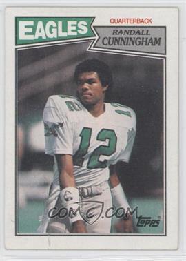 1987 Topps #296 - Randall Cunningham