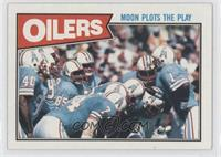 Moon Plots The Play (Warren Moon)