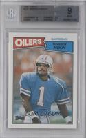 Warren Moon [BGS 9]