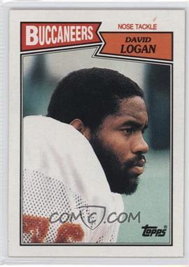 1987 Topps #391 - David Logan