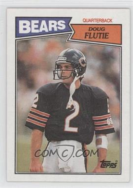1987 Topps #45 - Doug Flutie