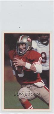 1988 7-Eleven San Francisco 49ers Police #STYO - Steve Young