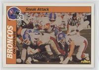 Sneak Attack, Denver Broncos Team