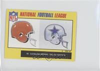 Cleveland Browns, Dallas Cowboys