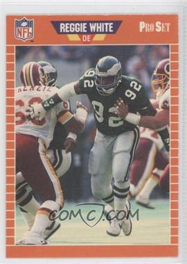 1988 Pro Set Test #4 - Reggie White