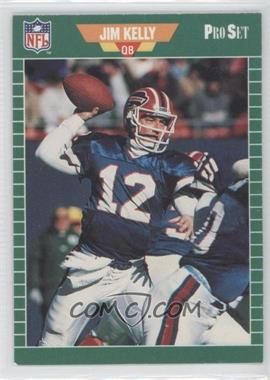 1988 Pro Set Test #8 - Jim Kelly