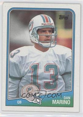 1988 Topps - [Base] #190 - Dan Marino