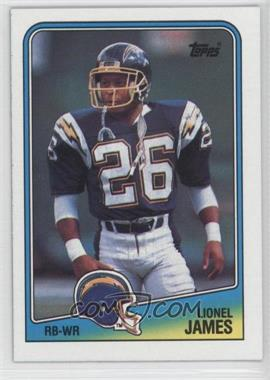 1988 Topps - [Base] #207 - Lionel James