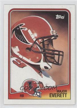 1988 Topps - [Base] #389 - Major Everett